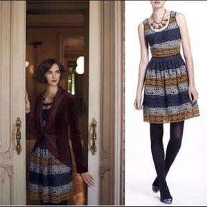 Anthropologie Maeve Crochet Lace Dress